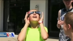 Güneş Tutulmasına Çıplak Gözle Bakmayın!