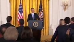 智库敦促奥巴马加大亚太再平衡努力