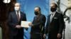 Nuevo embajador de EE.UU. ante Guatemala presenta credenciales