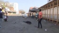 Dead Bodies, Blood Trails Dash Pre-Election Excitement as Zimbabwe Army, Citizens Clash