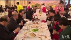 韩国先遣小组抵朝鲜 准备家庭团聚活动