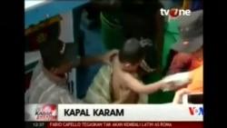 2015-12-21 美國之音視頻新聞: 印尼渡輪翻沉 80人生死未卜