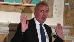 Посол Великобритании в США ушел в отставку