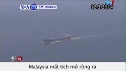 Malaysia mở rộng tìm kiếm ở cả hai phía bán đảo (VOA60)