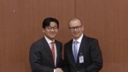 聯合國原子能機構官員和南韓討論應對北韓核威脅途徑