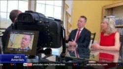 Intervistë me pastorin amerikan pas lirimit nga Turqia