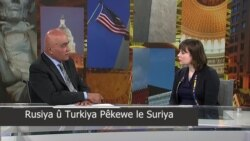 چاوی واشنتۆن: ڕوسیا و تورکیا پێکەوە لە سوریادا