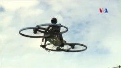 Xe bay Hoverbike có thể sẽ được dùng cho mục đích quân sự