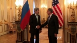 US, Russia At Odds on Ukraine