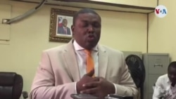 Ayiti-Jistis: Mèt Paul Eronce Villard Prezante Bilan Travay Pakè Pòtoprens la