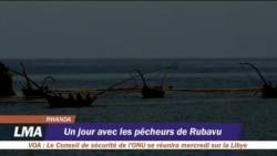 Un jour avec les pêcheurs de Rubavu