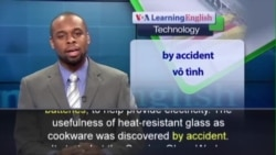 Anh ngữ đặc biệt: Heat-Resistant Glassware's 100th anniversary (VOA)