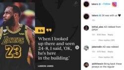 Passadeira Vermelha #33: LA homenageia Kobe Bryant, LeBron assume as rédeas da revolução