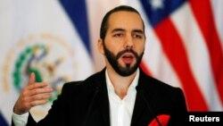 Presiden El Salvador, Nayib Bukele, tidak mengakui Nicolas Maduro sebagai pemimpin Venezuela yang sah.