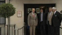 英國菲臘親王出院慶祝91歲生辰