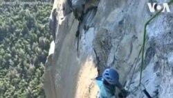 Mỹ: Bé gái nhỏ tuổi nhất chinh phục núi đá El Capitan