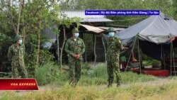 Việt Nam siết chặt biên giới phía Nam chặn Covid