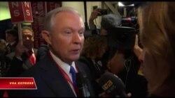 Bộ trưởng Tư pháp Mỹ bị yêu cầu từ chức vì những liên lạc với Nga