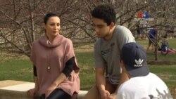 Բարի Լույս. Ստելլա Գրիգորյանն այցելել է Ջորջթաունի համալսարանի հայ ուսանողներին