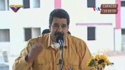 """Maduro denuncia """"guerra psicológica y biológica"""""""
