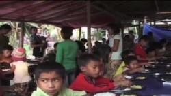 人权观察敦促中国保护缅甸难民