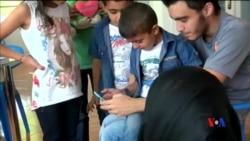 2015-09-13 美國之音視頻新聞:慘劇引起義憤為敘利亞孤兒帶來希望