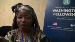 Mireille Muhigwa de Bukavu en RDC