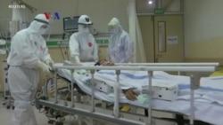 Lonjakan Virus Corona Varian Delta di Indonesia