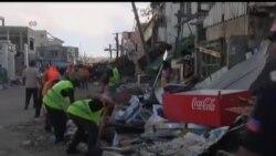 2013-11-15 美國之音視頻新聞: 菲律賓政府為救災工作辯護