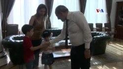 «Պատիվ ունեցա հանդիպել ԱՄՆ ապագա առաջին հայազգի նախագահին»