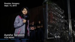 Hungary Border Crossing Active Before New Law Comes into Effect