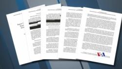 2019-04-23 美國之音視頻新聞: 穆勒報告公佈後,民主黨人考慮下一步行動