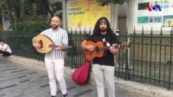 Suriyeliler Türkiye'de Olmaktan Mutlu