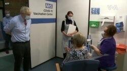 英國開啟大規模新冠疫苗接種