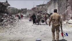 摩苏尔前线报道:女自杀炸弹手假扮难民