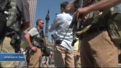 Cleveland'da Silahlı Göstericiler