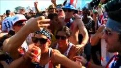 2014-06-27 美國之音視頻新聞: 大量美國球迷赴巴西助陣加油