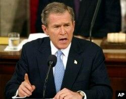 Prezident Jorj Bush (2001-2009)