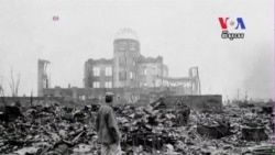 Japan Commemorates 70th Anniversary of Atomic Bombing