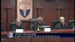 Krijimi i institucioneve të reja në Kosovë