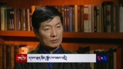 Interview with Sikyong Lobsang Sangay