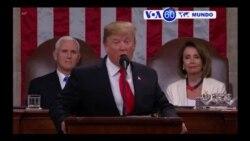 Manchetes Mundo 6 Fevereiro 2019: Trump discursou em Congresso dividido