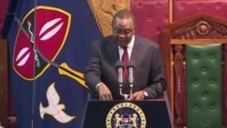 Jaji Mkuu Maraga amtaka Rais Kenyatta kulivunja Bunge