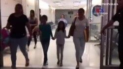 Ծնողներին հանձնվեցին ԱՄՆ-ի սահմանն անօրինական կարգով հատած անձանց 1400 երեխաներ