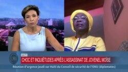 """Haiti: """"Nous sommes dans une situation non constitutionnelle"""", selon une ex-sénatrice"""
