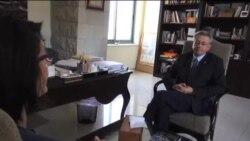 مصطفی برغوتی: توافق اتمی با ایران میتواند دستاویز نتانیاهو را از وی بگیرد