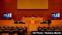 스위스 제네바에서 제46차 유엔 인권이사회 정기이사회가 열리고 있다.