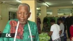 Mwanamitindo aeleza jinsi alivyoweza kumfikia Nelson Mandela