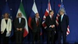 Irán Nuclear Reacciones