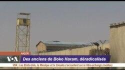 Des repentis de Boko Haram réintègrent leurs communautés